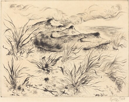 Dunes and Grass (Dünen und Strandgräser)