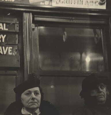 Subway Portrait