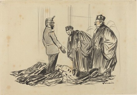 Gendarme and Two Lawyers