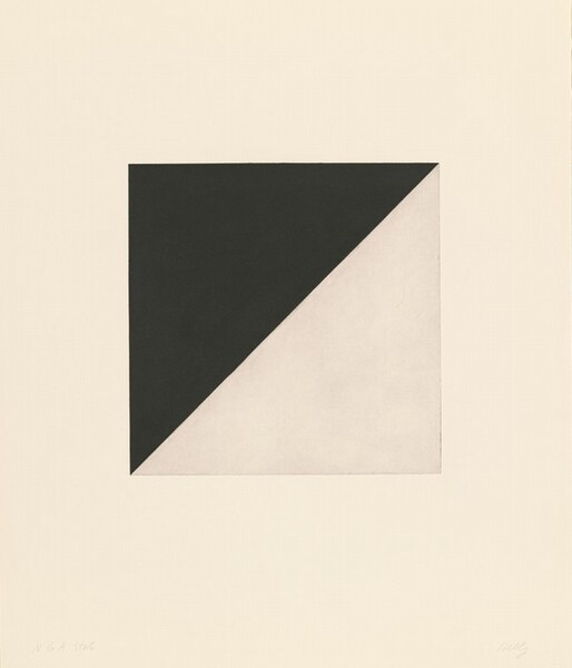Diagonal with Black (State)