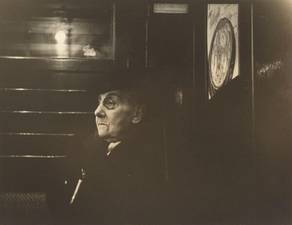 Subway Portrait