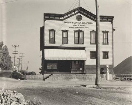 Mining Store Company, Westmoreland County, Pennsylvania