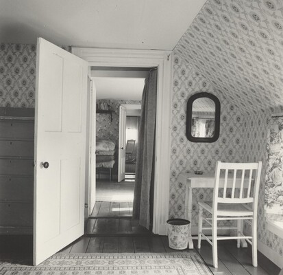 Upstairs Room, Walpole, Maine