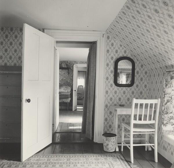 Upstairs Room, Walpole, Maine