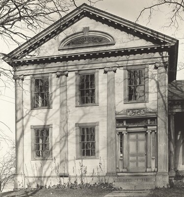 House, Upstate New York