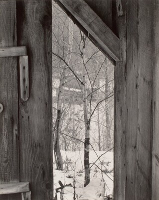 Toward the Sugar House, Vermont