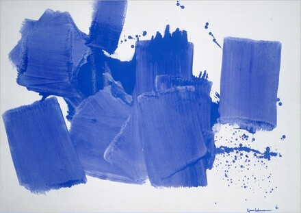Staccato in Blue