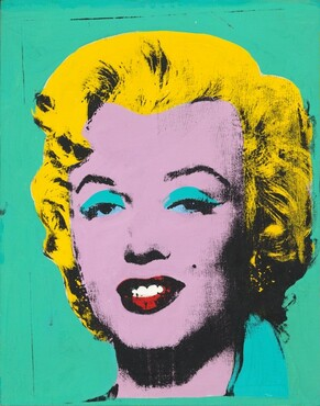 Andy Warhol, Green Marilyn, 1962