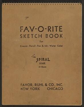 Marin Sketchbook