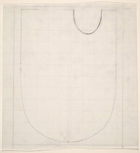 Sketch for Building - Blocks for a Doorway (U)