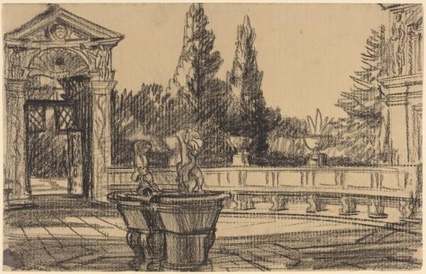 Pope's Casino, Vatican Gardens