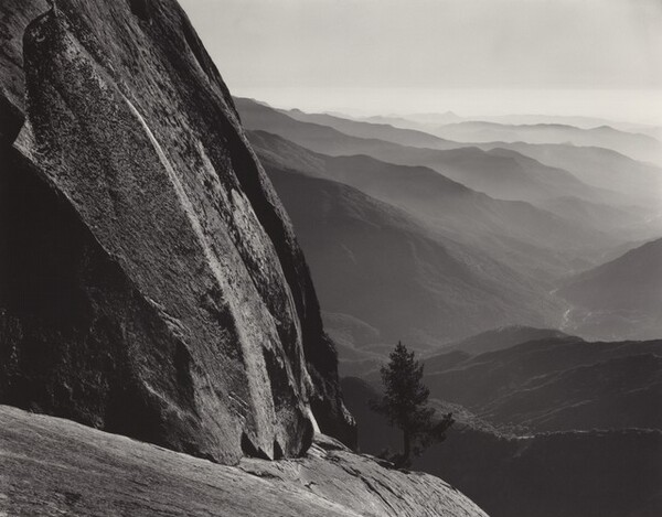 Moro Rock, Sequoia National Park and Sierra Foothills