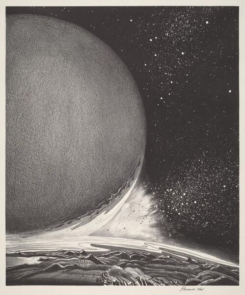 Lunar Disintegration