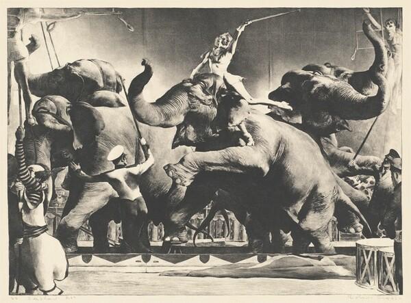 Elephant Act