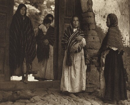 Women of Santa Anna, Michoacan