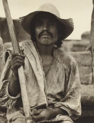 Man with a Hoe, Los Remedios
