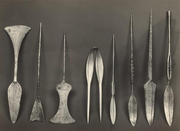 Eight Scalpels
