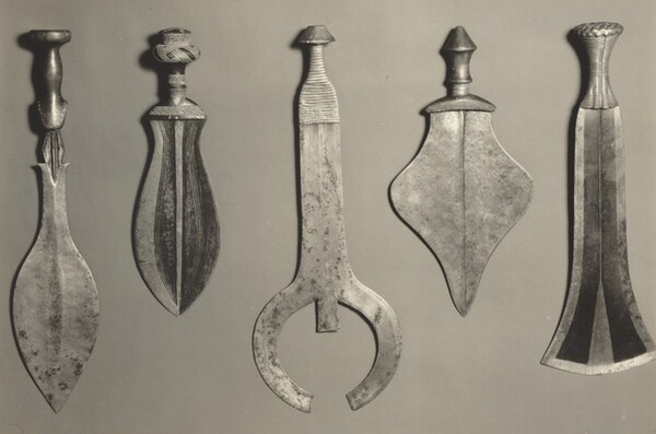 Five Knives