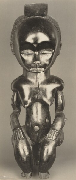 Figure of a Young Woman, Pahouin, Border of Spanish Guinea