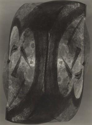 Polychrome Mask, French Congo