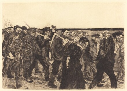 The Weavers' March