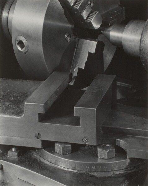 Lathe, Akeley Camera Shop, New York