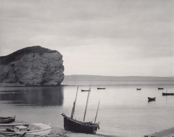 Percé Harbor, Gaspé