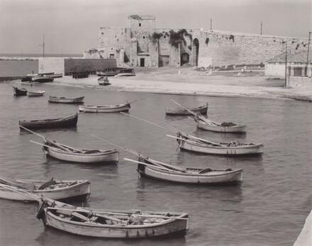 Port, Adriatic, Italy