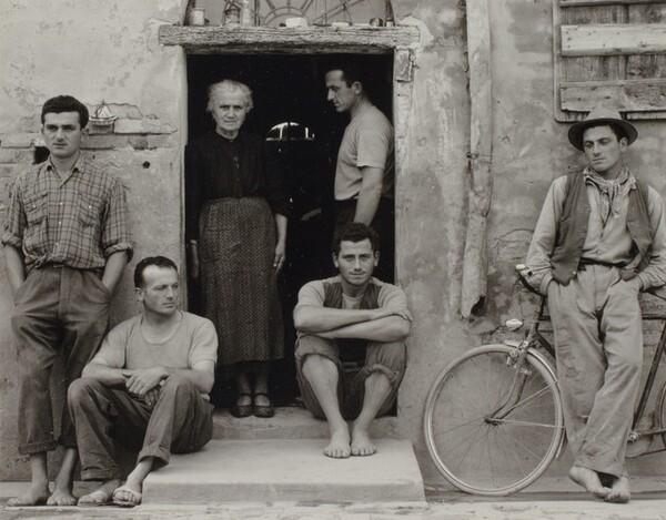 Lusetti Family, Luzzara, Italy