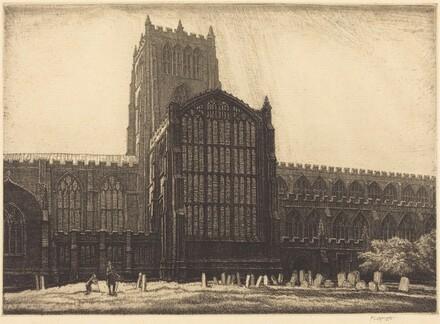 St. Mary's, Nottingham