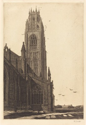 St. Botolph's, Boston