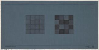 Drawing Series I, II, III, IIII/IA [recto]
