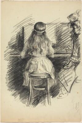 At the Piano, Agathe Valéry-Rouart