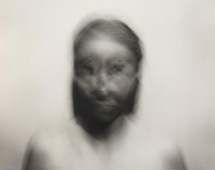 Self-Portrait: Triangular motion, small