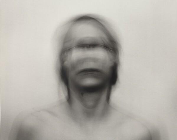 Self-Portrait: Pivotal motion from chin, medium