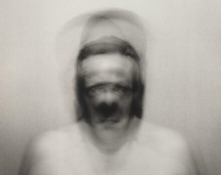 Self-Portrait: Vertical motion up, medium; Pivotal motion, large
