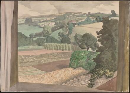 Valley in Somerset