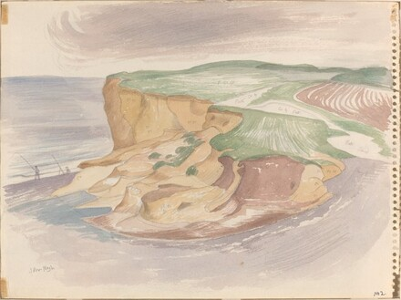 Cliff End, Weybourne [recto]
