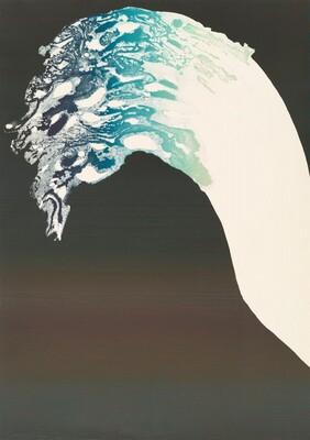 White Tidal Wave