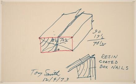 Resin Coated Box Nails