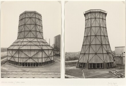 Cooling Towers/Steel-Wood