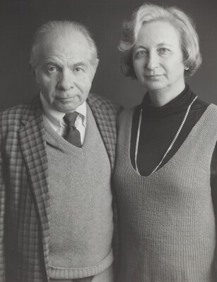 Herbert and Dorothy Vogel