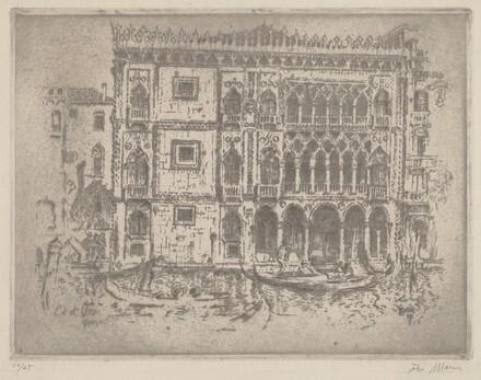 Ca Doro, Venice