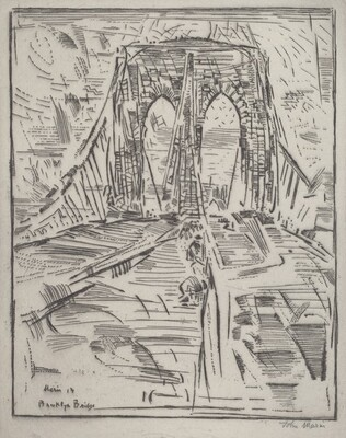 Brooklyn Bridge (Mosaic)