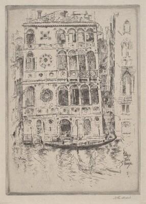 Palazzo Dario, Venice