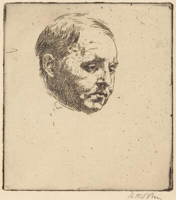 Head of Stephen Granger