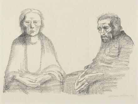 The Artist's Parents (Die Eltern der Kunstlerin)
