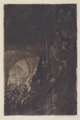 Armament in a Vault (Bewaffnung in einer Gewolbe)