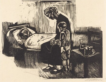 Visit to the Hospital (Besuch im Krankenhaus)