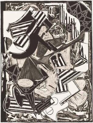 La penna di hu (black and white)